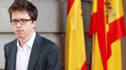 Errejón rechaza que sea delito enaltecer el franquismo:
