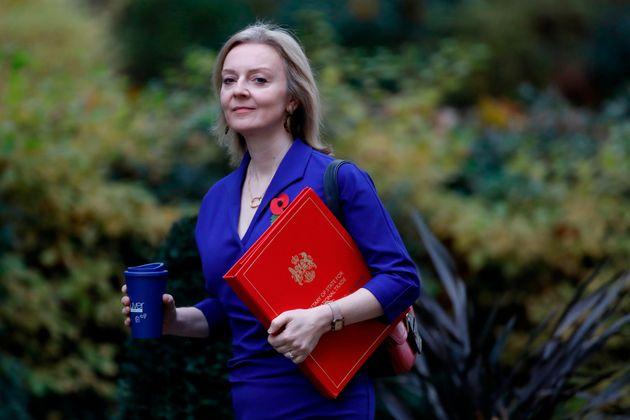 International Trade Secretary Liz