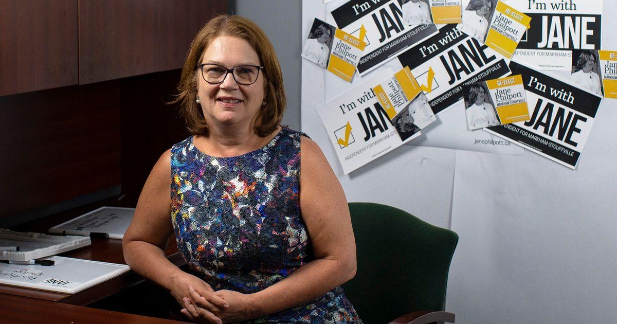 ジェーン・フィルポットがクイーンズ大学の健康科学部の新学部長に任命される