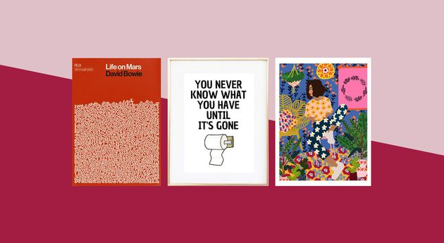 8 Intriguing Prints To Look At While Youre On The Loo