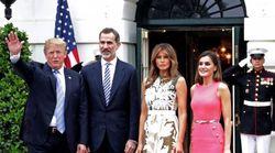 Donald Trump recibirá a Felipe VI en la Casa Blanca el 21 de abril en una visita de