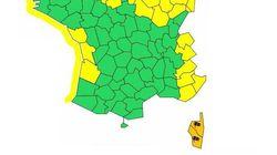 Tempête Ciara: 3 départements maintenus en vigilance