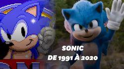 De 1991 à 2020, Sonic a bien changé et ce n'est pas forcément une bonne