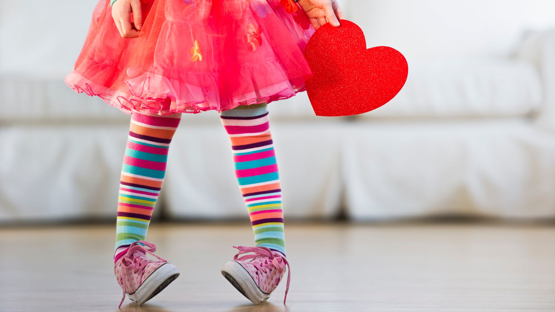 How To Talk To Your Kids About Love On Valentine's Day