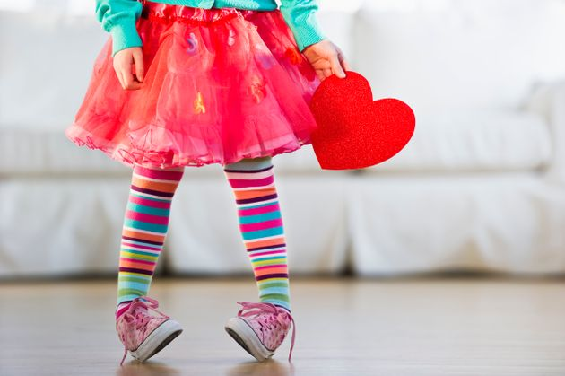 Parents should watch for signs that their children may be affected by Valentine's Day