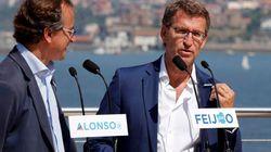 El PP confirma a Feijóo y a Alfonso Alonso como candidatos para las elecciones en Galicia y País