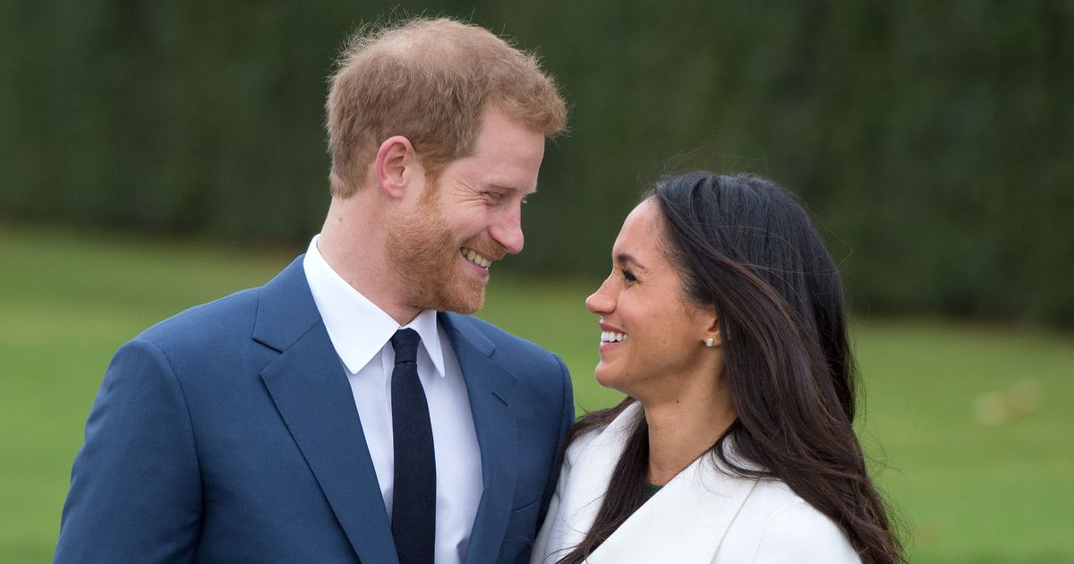 The Story Behind One Of Harry And Meghan's Most Viral Videos
