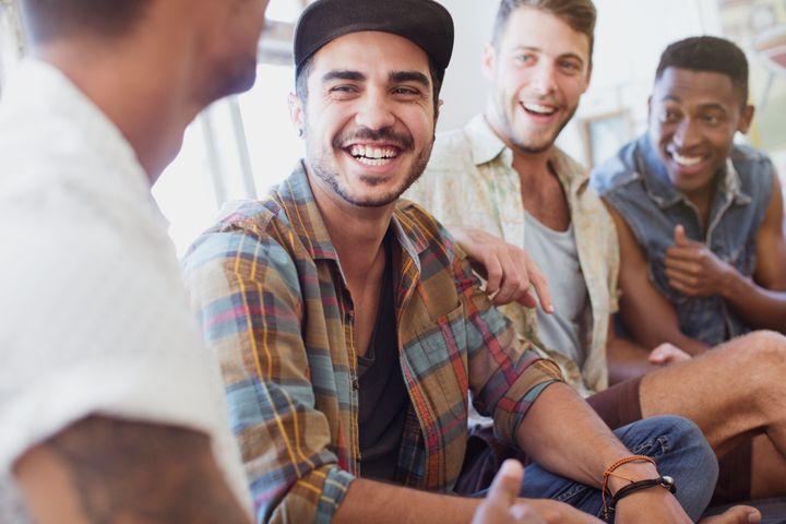 <i>Momentos de vulnerabilidade s&atilde;o essenciais para amizades profundas.</i>
