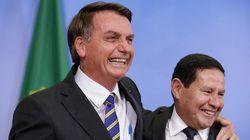 'Nós queremos que seus bens não fiquem lá escondidos para sempre', diz Bolsonaro sobre