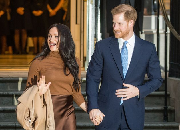 Harry And Meghan Are Heading Back To The UK For Commonwealth