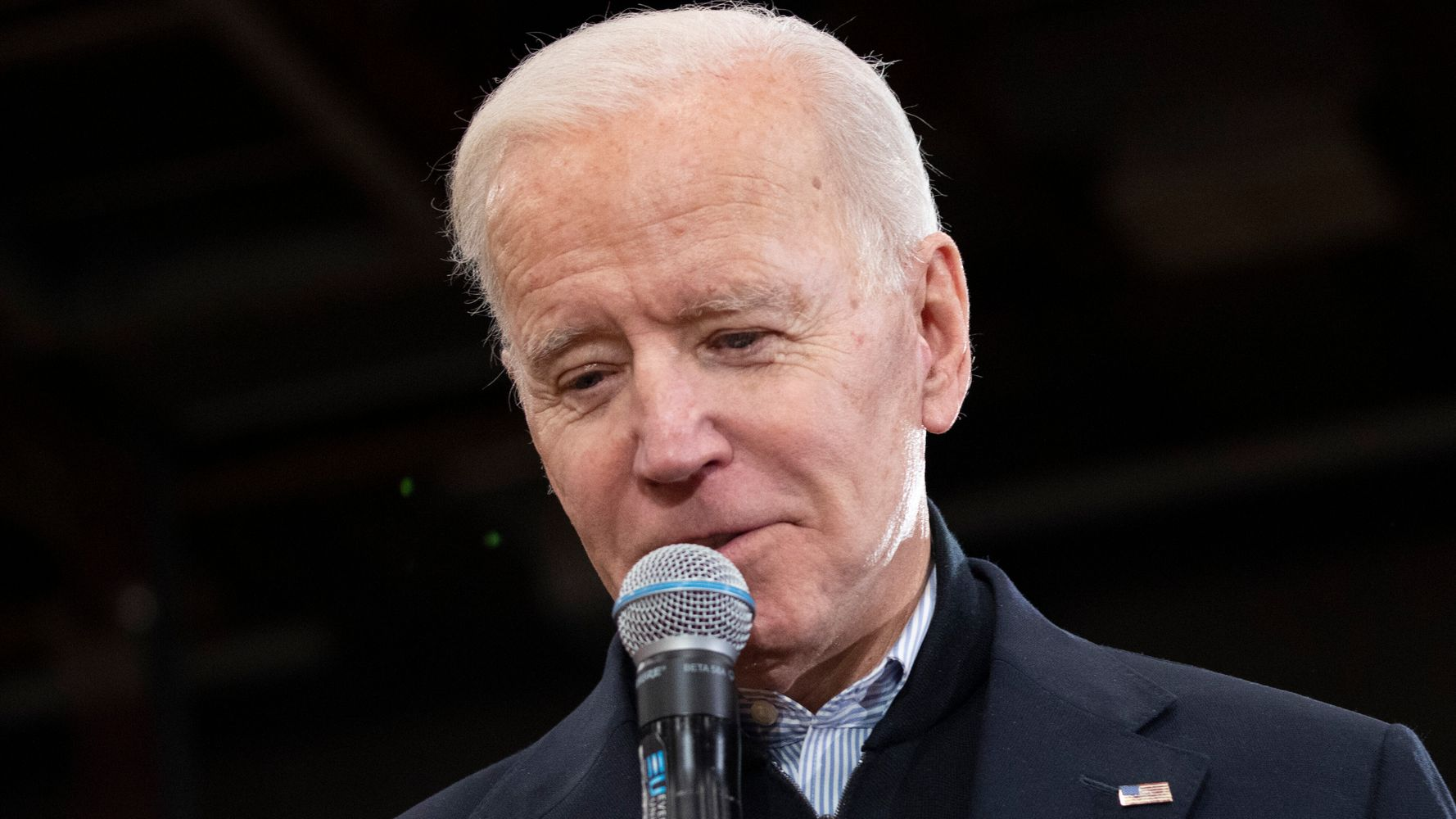 Westlake Legal Group 5e4369b4210000dc0032b37a Joe Biden Declares 'It Ain't Over, Man' After Weak New Hampshire Showing