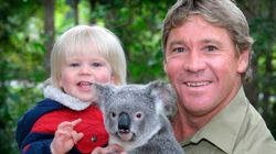 Steve Irwin's Son Looks Exactly Like Him In This Pic, And It's Blowing Fans'