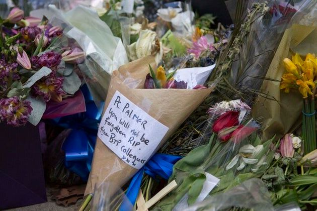 Friend And Fellow Officer Pays Tribute To Pc Keith