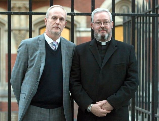 Gay Priest To Learn Outcome Of Legal Challenge Over Discrimination