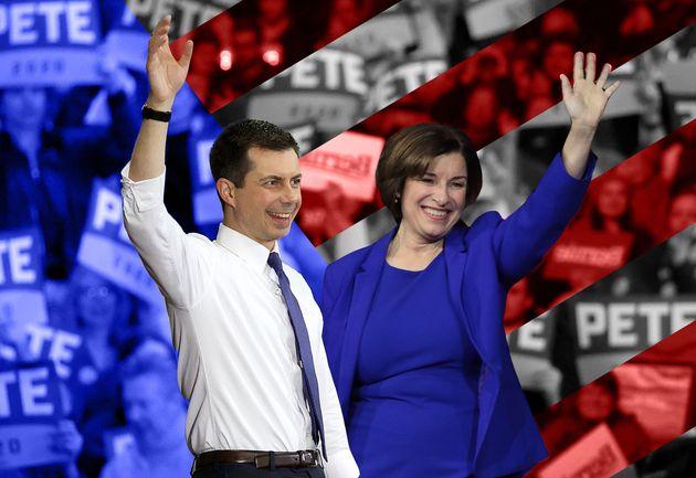 Dans le New Hampshire, Pete Buttigieg et Amy Klobuchar sont les vrais