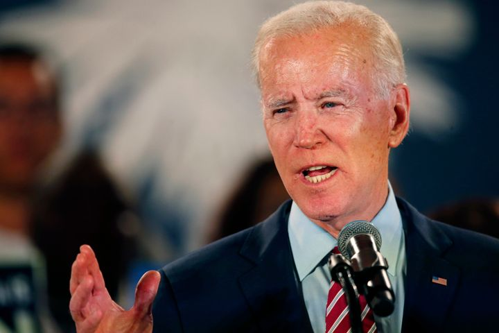 Joe Biden skipped his own party in New Hampshire to head to South Carolina.
