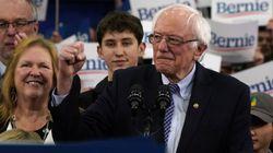 In New Hampshire vince Bernie Sanders. Trump prende in giro i dem via