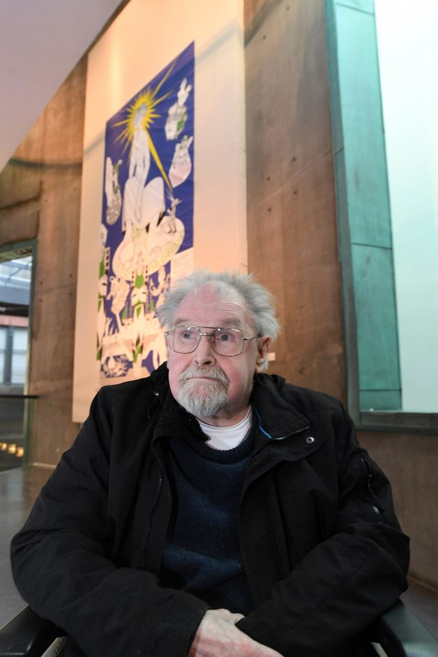 Alasdair Gray Work Never Seen In Public Goes On Show In