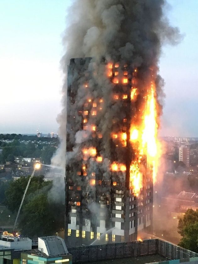 Jail For Conman Who Pretended Wife And Son Died In Grenfell Tower