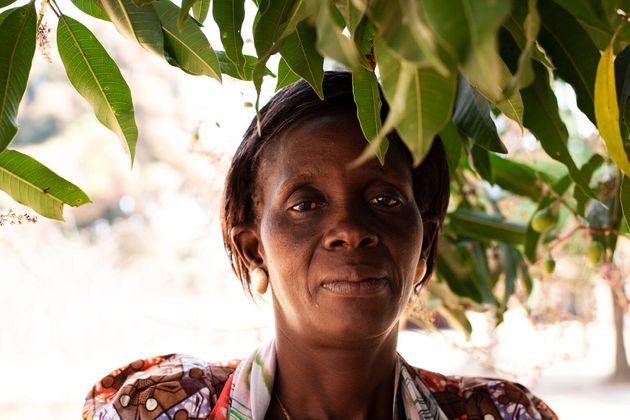 Eunice, la trabajadora social que ayuda a
