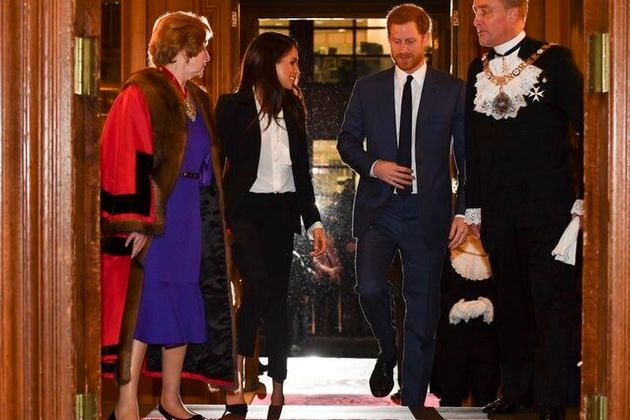 In Pictures: Very Different Evening Looks For Kate And