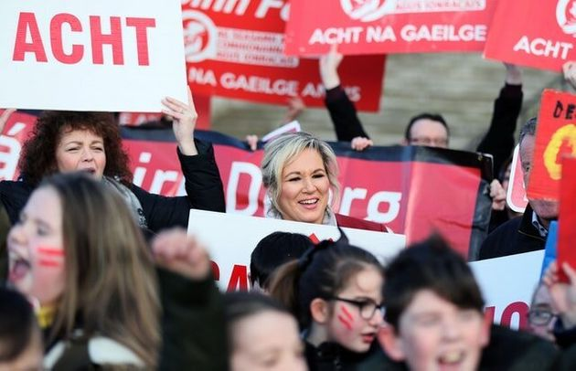 Government 'Must Act On Language And Same-Sex Marriage If Stormont Not