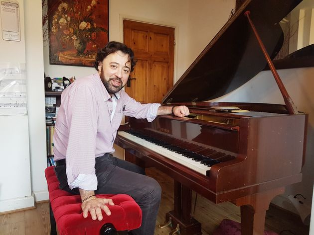 Costa Concordia Resident Pianist To Release Album Inspired By