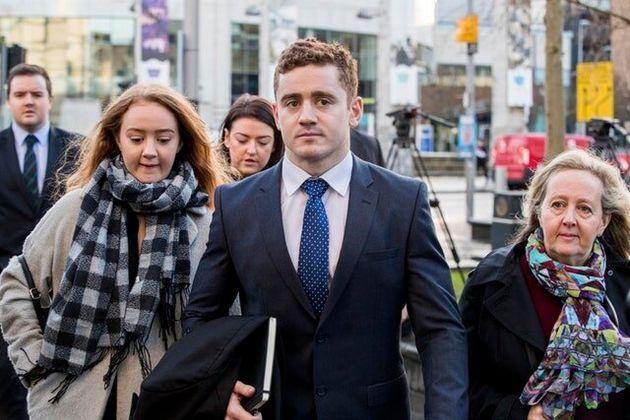 Alleged Rugby Rape Victim Feared Looking Like 'Stupid Little
