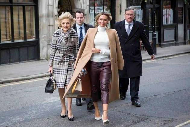 Housewife Given £453m By London Judge Fought In 'Divorce Capital Of The