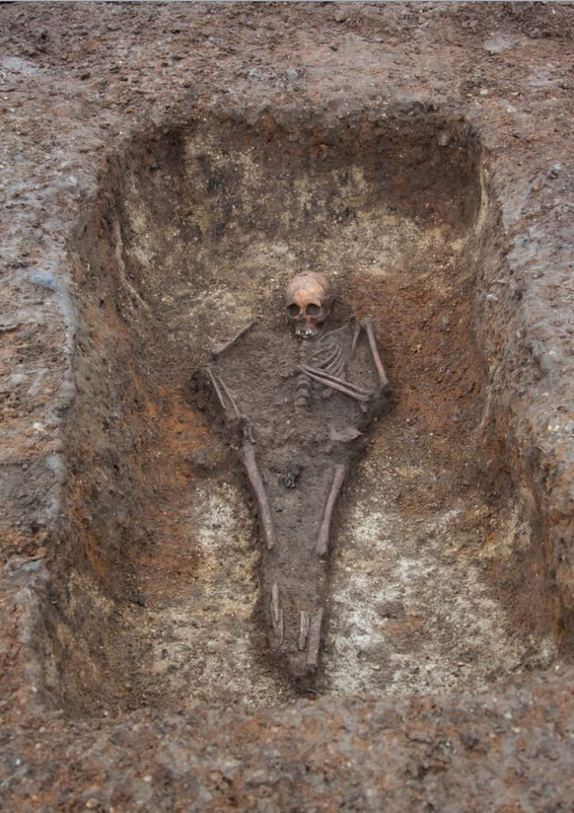 Rare Anglo-Saxon Cross Found In Early Christian Grave To Go On