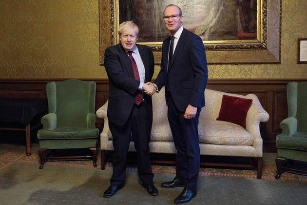 Ireland'S Coveney Calls For Close UK-EU Customs