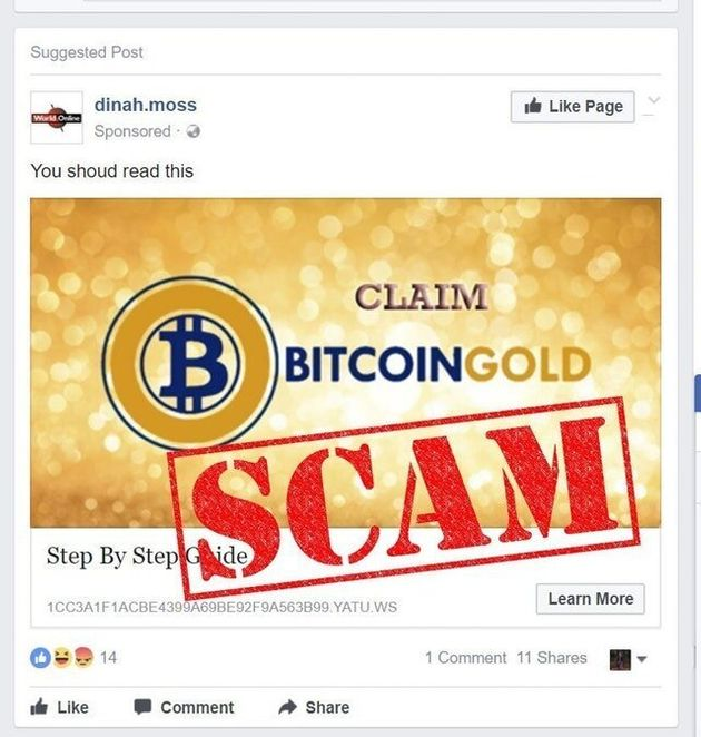 Facebook Bans Cryptocurrency Ads Amid Growing Pressure To Put House In