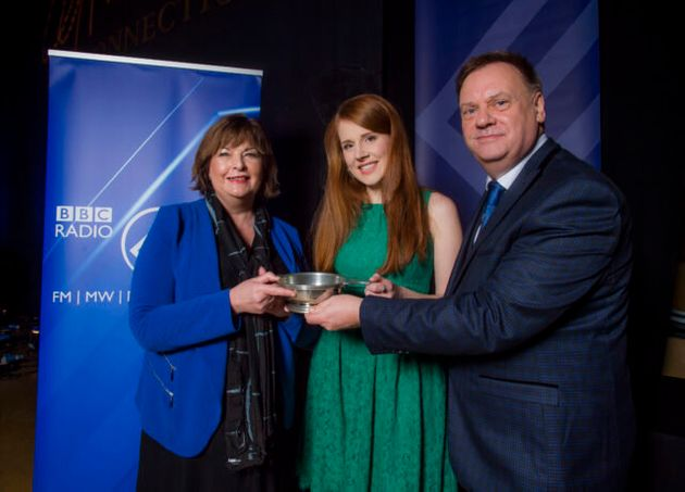 Singer Hannah Rarity Wins Young Traditional Musician Of The Year