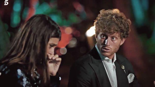 Susana y Gonzalo, en la hoguera final de 'La isla de las