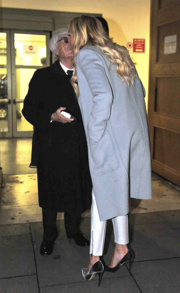 Petra Ecclestone In Court With Ex-Husband For Latest