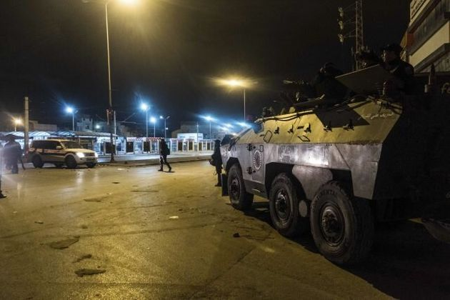 Police Arrest Hundreds In Tunisia Price Rise