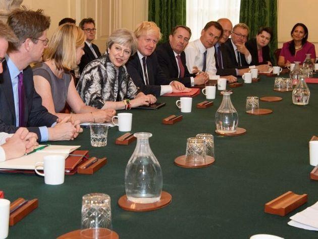 Brokenshire Resigns As Northern Ireland Secretary Ahead Of Major