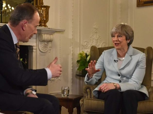 More Needs To Be Done For NHS, Acknowledges Theresa