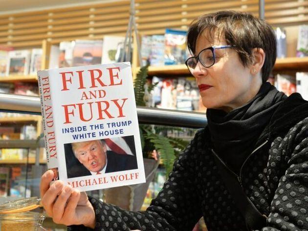 Theresa May Sidesteps Book Row And Confirms Donald Trump Will Visit