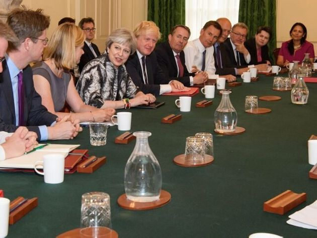Theresa May To Wield Axe With Cabinet Reshuffle On