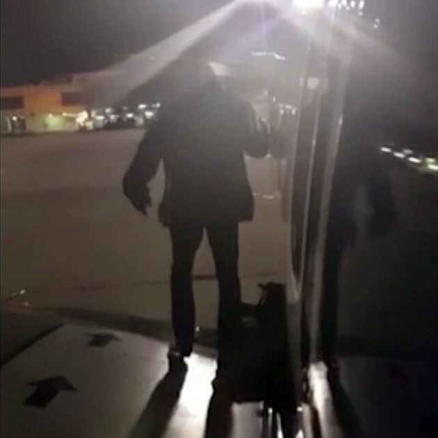 'I'M Going Via The Wing': Ryanair Passenger Leaves By Emergency Exit After