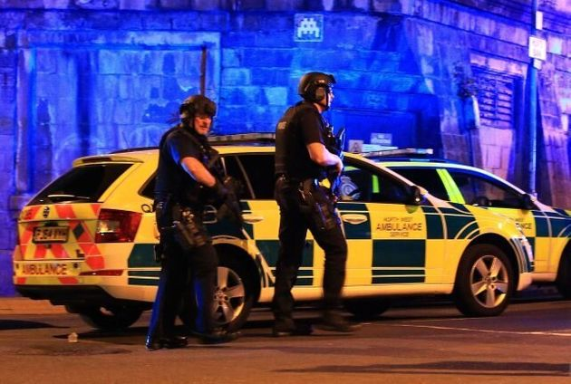 Manchester Arena Bombing'S Homeless 'Hero' Admits Stealing From Stricken
