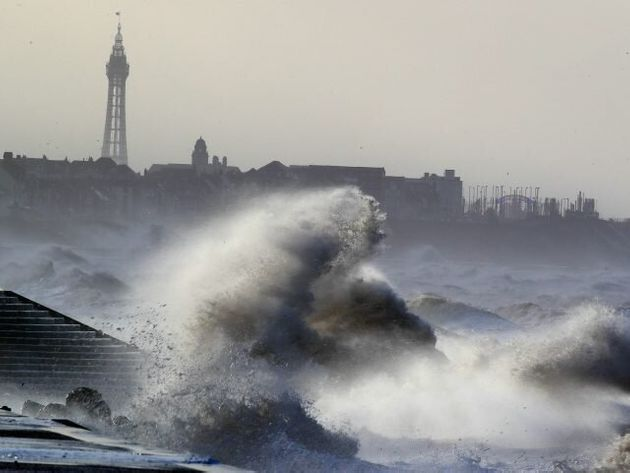Travellers Warned Of Disruption Following Wrath Of Storm