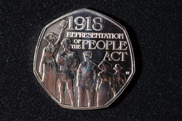 New Coins Mark Publication Of Frankenstein And Women'S Right To