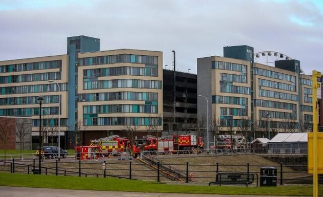 Sprinkler System 'Could Have Stopped Liverpool Car Park