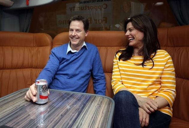 Nick Clegg Tells Of Shock At Son'S Cancer Diagnosis After 'Tiny Bump'