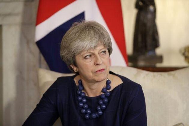 Theresa May Criticises Donald Trump'S 'Unhelpful' Decision On Israeli