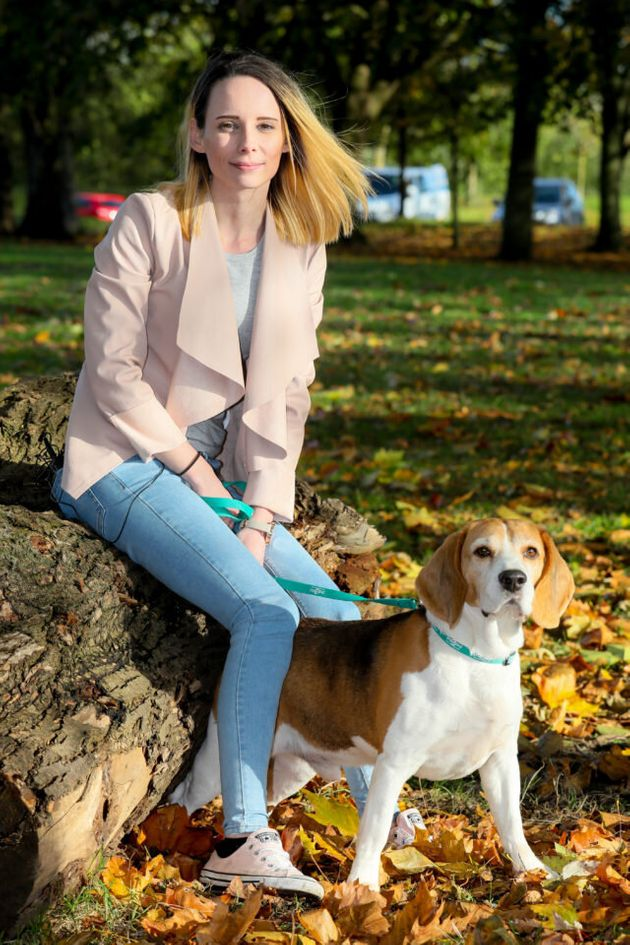 Tail-Wagging New Leash Of Life For Champion Pet Slimmer