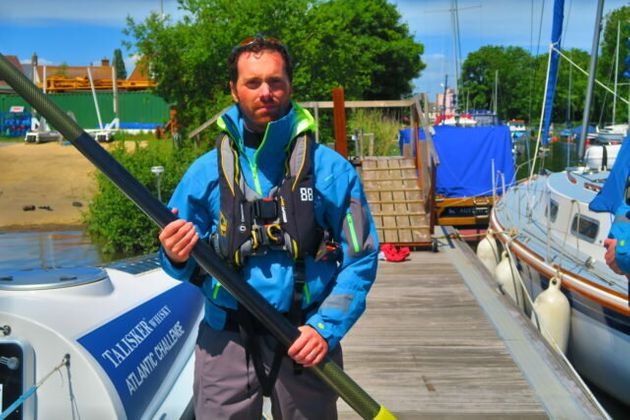 Carbon Neutrality Aim Adds Extra Challenge For Transatlantic Rowing