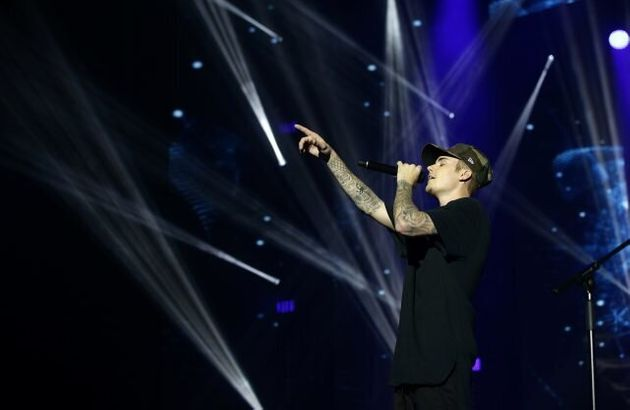 Teenager Who Threatened Attack On Day Of Bieber Concert Guilty Of Terror